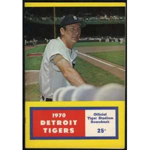 Detroit Tigers Official Tiger Stadium Scorebook Tiger Stadium Books