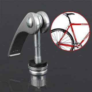 Bike Bicycle Seat Saddle Post Clamp Mount Adapter New