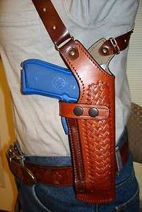 PREMIUM LEATHER SHOULDER HOLSTER 4 SIG SAUER 239 & 250 COMPACT