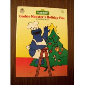 Holiday Fun A Coloring Book Daryll Collins, Maggie Swanson Books