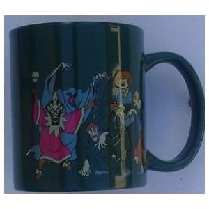 Scooby Doo Coffer Cup Black Color