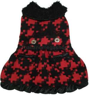 Dog Apparel PC080 Sweater Dress Shirt Pet Cloth WINTER