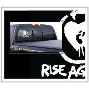 Rise Against Large Vinyl Decal