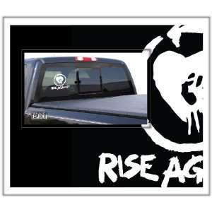 Rise Against Large Vinyl Decal