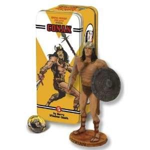 Conan Classic Comic Book #5 Statue Toys & Games