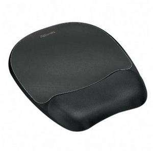 NEW Memory Foam Mousepad Black (Input Devices)