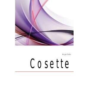 Cosette Hugo Victor Books