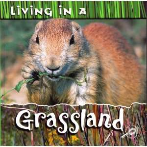in a Grassland (Animal Habitats) (9781595155450): P. Whitehouse: Books