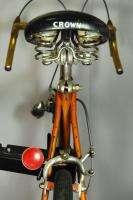 Schwinn Varsity road racing lightweight bicycle bike coppertone