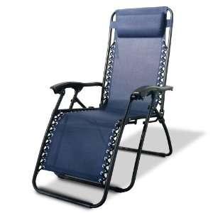 Infinity Zero Gravity Chair   Blue Patio, Lawn & Garden