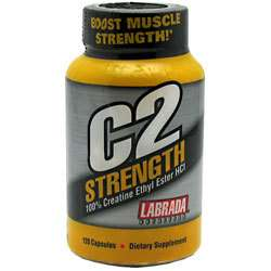 Labrada nutrition C2 Creatine Ethyl Ester 120caps