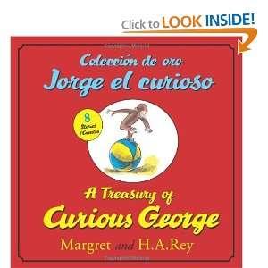 Coleccion de oro Jorge el curioso/A Treasury of Curious