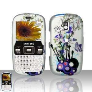 SAMSUNG R355C Straight Talk Cover Case SPRING FLOWER