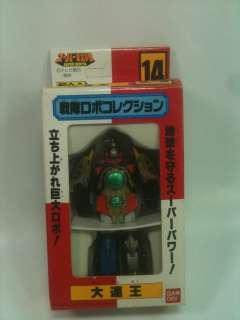 POWER RANGERS MMPR Megazord Sentai Dairanger Dairenoh