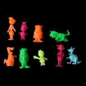 Hanna Barbera Flintstones 1 Figure Set Mexican