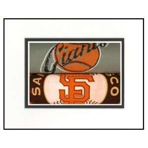 San Francisco Giants Vintage T Shirt Sports Art Sports