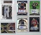 2011 PANINI THREADS JAKE LOCKER ROOKIE CLASS LETTER AUTO 300