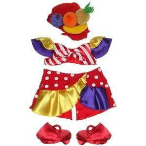 Build A Bear Workshop Samba Dancer Toys & Games