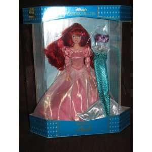 Disney Exclusive Classic Ariel doll with mermaid fin