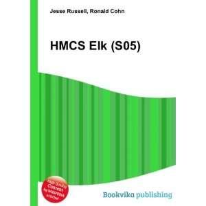 HMCS Elk (S05) Ronald Cohn Jesse Russell Books
