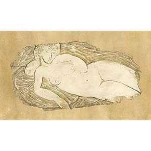 Desnudo Relieve    Print: Home & Kitchen