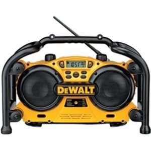 Dewalt Heavy Duty Worksite Radio / Charger