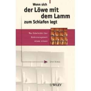 Lowe Mit Dem Lamm Zum Schlafen Legt (9783527500284) D Borge Books