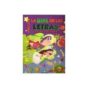 La Magia De Las Letras ( Con Actividades ) (9789871594535