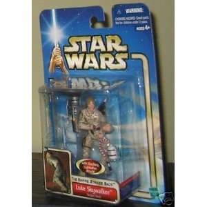 Star Wars Episode 2  Luke Skywalker (Bespin Duel, Bloody