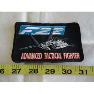 F 22 Advanced Tactical Jet Fighter Patch: Everything Else