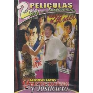 REY DE LA SEXYCOMEDIA 2PACK:REPORTERO DE MODELOS/MI MADRINA ES LA