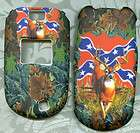 camo rebel deer LG REVERE VN150 VERIZON PHONE HARD CASE COVER