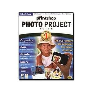 PrintShop Photo Project Suite 21 Software