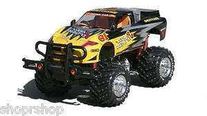 RC Remote Control 17 Cross Country Truck YELLOW NEW