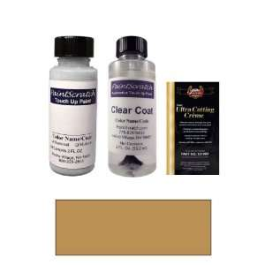 2 Oz. Medium Gold Metallic Paint Bottle Kit for 1976 Dodge