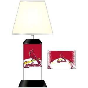 MLB St Louis Cardinals Nite Light Lamp