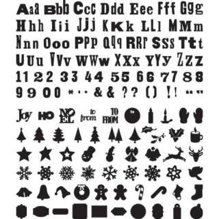 Making Memories Slice Design Card, Fa La La Christmas