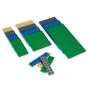 LEGO DUPLO SMALL BUILDING PLATES SET