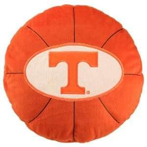 Tennessee Volunteers 16 Orange Team Logo Basketball