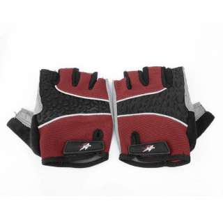 Sports Half Finger Durable Bike Cycling Protect Gloves