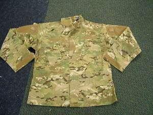 US ARMY ISSUE FR MULTICAM COMBAT UNIFORM SHIRT MD R NWT