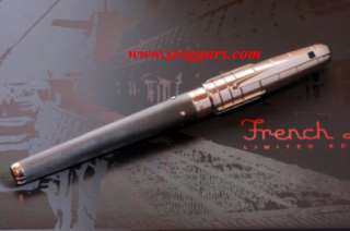 ST Dupont Limited Edition   French Line Fountain Pen