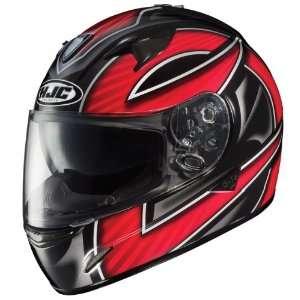 HJC IS 16 Ramper Full Face Motorcycle Helmet Red