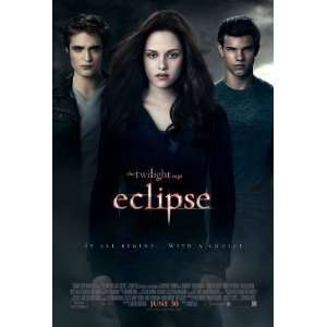 Twilight Saga Eclipse Robert Pattinson Kristin Stewart Original Movie