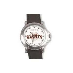 San Francisco Giants MLB Leather Watch