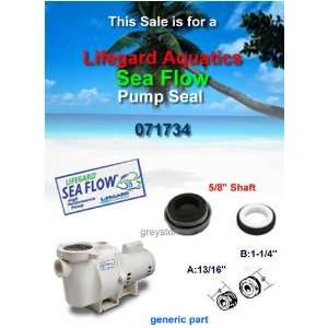 LIFEGARD Aquatics SEA FLOW 5/8 Pump Shaft SEAL