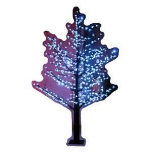 Gift Ltd. 39020 WT 102 Inch high LED Indoor/ outdoor Lighted Trees