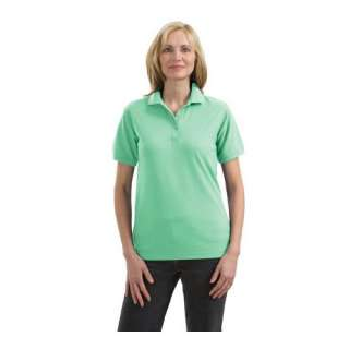 Port Authority Ladies Silk Touch; Sport Shirt. L500