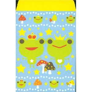 com small Frog Prince paper bags from Cram Cream Japan oys & Games