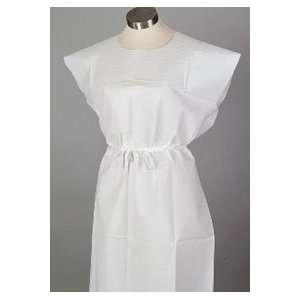 PT# 910320 PT# # 910320  Gown Exam 3 Ply Tissue 42x30 Front/ Back
